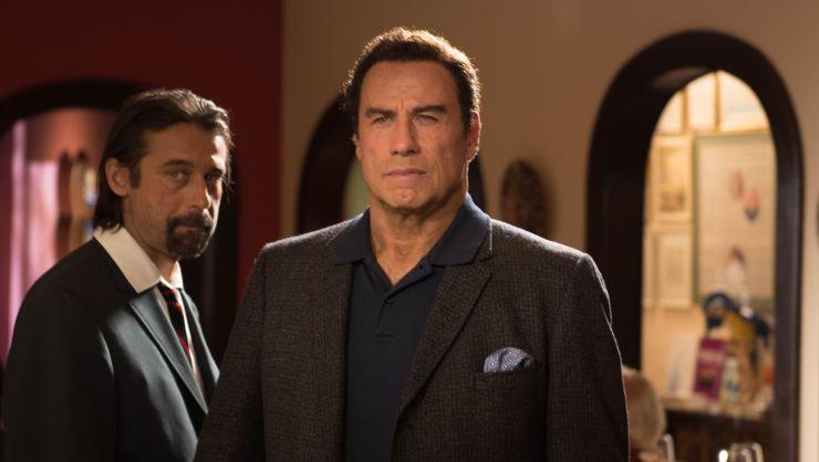 Win Speed Kills On DVD Starring John Travolta