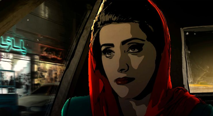 Win Tehran Taboo On DVD