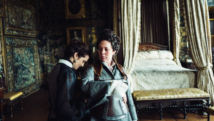 The Favourite Earns 12 Nominations In EE British Academy Film Awards