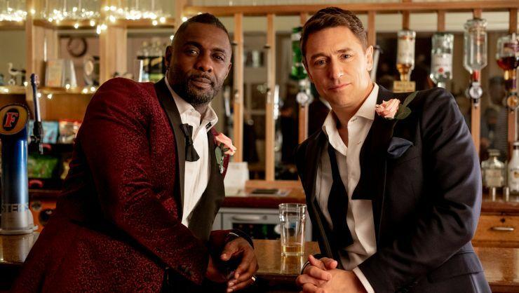 Idris Elba Is Mr DJ in Netflix's Turn Up Charlie First Images