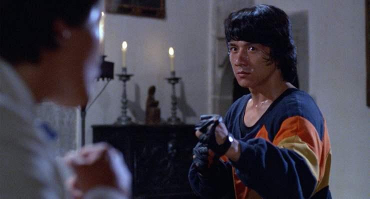 Eureka Classics Releasing Classic Jackie Chan Flick Wheels On Meals On Blu-Ray