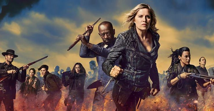 Fear The Walking Dead Season 5 First Look Images Including Dwight!
