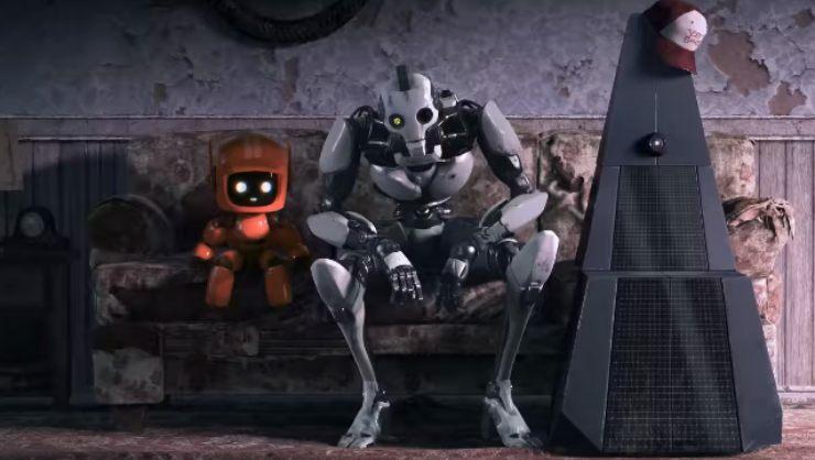 LOVE DEATH + ROBOTS Animated Netflix Anthology Reveals Insane Trailer