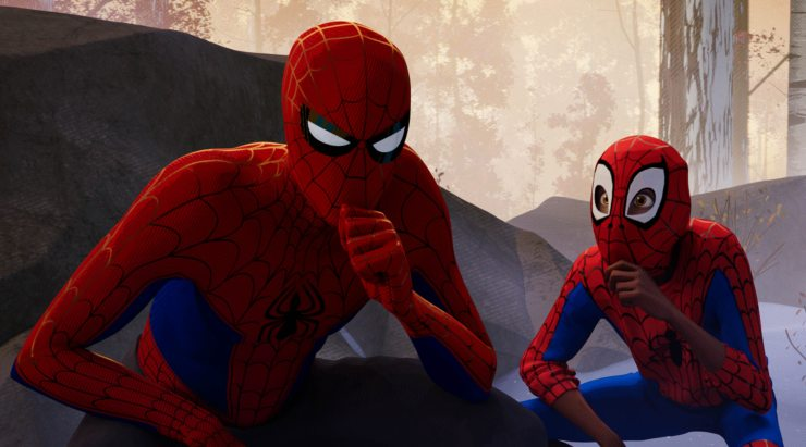 Spider-Man: Into The Spider-Verse Arrives  Onto 'Home-Verse' April