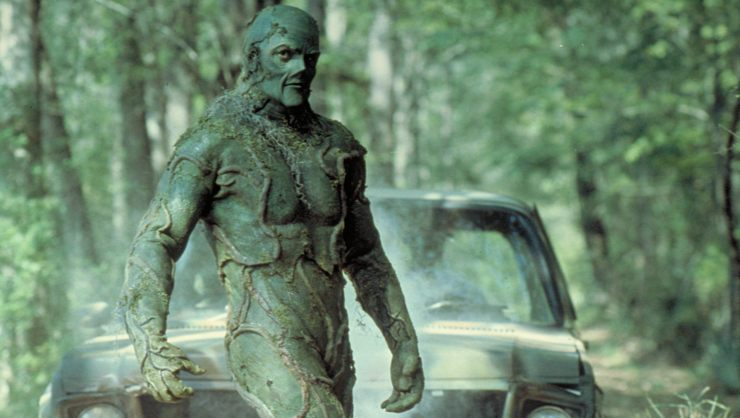 88 Films Bringing Wes Craven's Swamp Thing On  Blu-Ray
