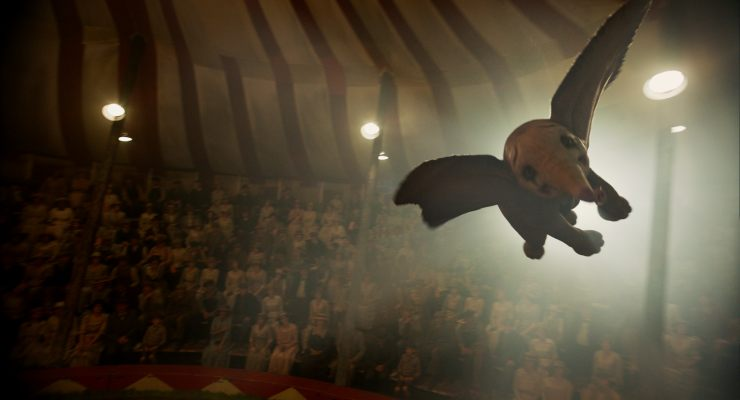 New Dumbo Featurette Soars To New Heights