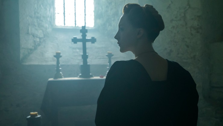 Mary Queen Of Scots Will Regally Play In Your Homes This May