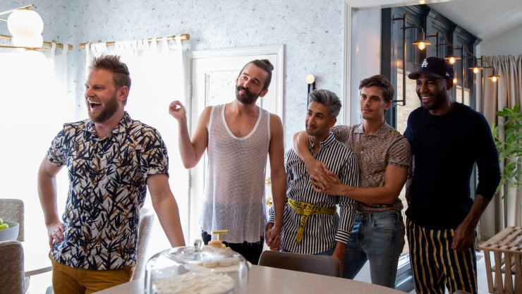 In  Netflix's Queer Eye: Season 3 Trailer…YOU.ARE.NOT.READY
