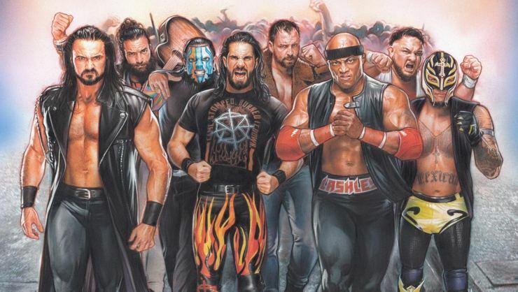 Win WWE Royale Rumble 2019 On Blu-ray