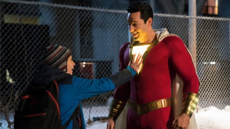 Shazam! Second Trailer Unveils It's Childlike Super Powers