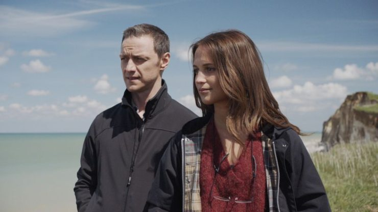 Win Wim Wenders Submergence on DVD