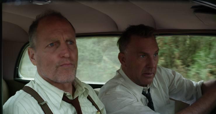 Netflix Review – The Highwaymen (20190
