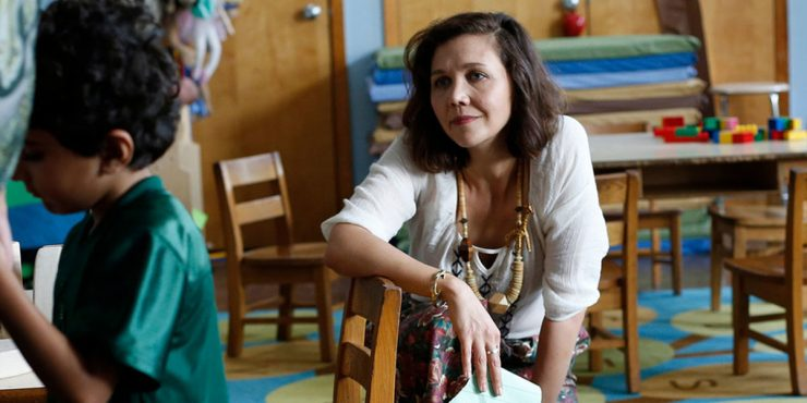 The Kindergarten Teacher director Sara Colangelo on a problem character