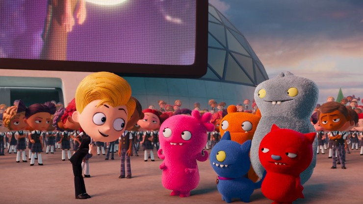 New Uglydolls Trailer Promises 'Musical Comedy Of Doll Time'