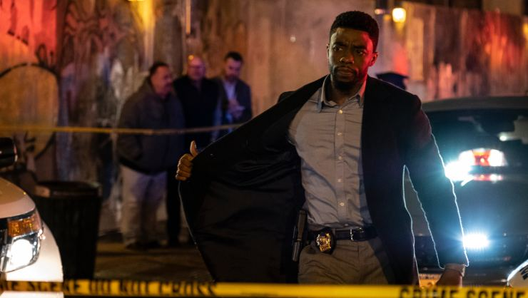 Chadwick Boseman On A Manhunt In 21 Bridges First Trailer