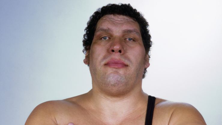 Win Andre The Giant Documentary On DVD