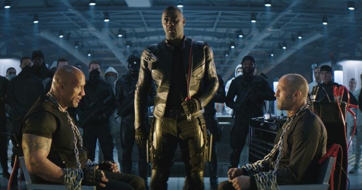 Fast & Furious: Hobbs & Shaw New Trailer Is Insanely Fun
