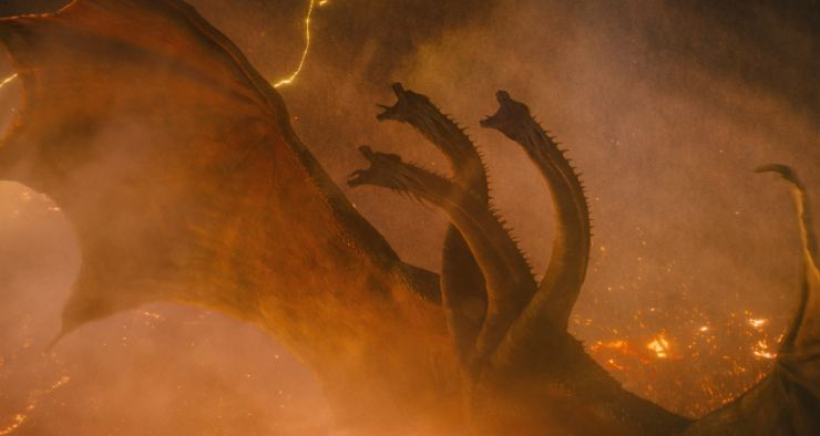 Final Godzilla II: King Of The Monsters Final Trailer Amps Up The Carnage!