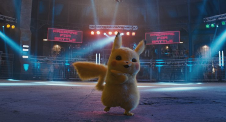 Pokémon Detective Pikachu New TV Spots Teases Familiar Pokémon