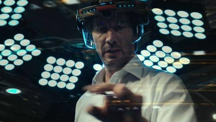Win Replicas On Blu-Ray Starring Keanu Reeves