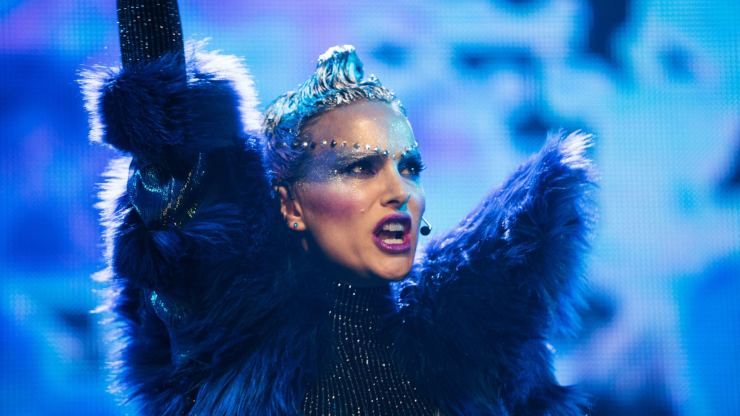 Natalie Portman Is Centre Stage In Vox Lux UK Trailer