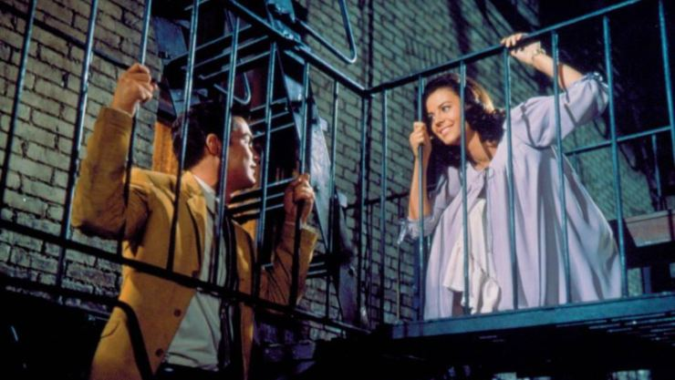 Steven Spielberg's West Side Story Remake Rounds Up The Sharks And Jets