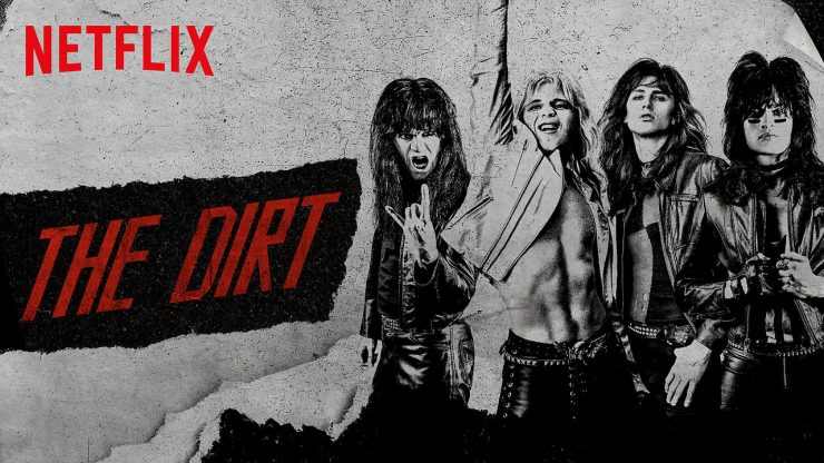 Netflix Review – The Dirt (2019)