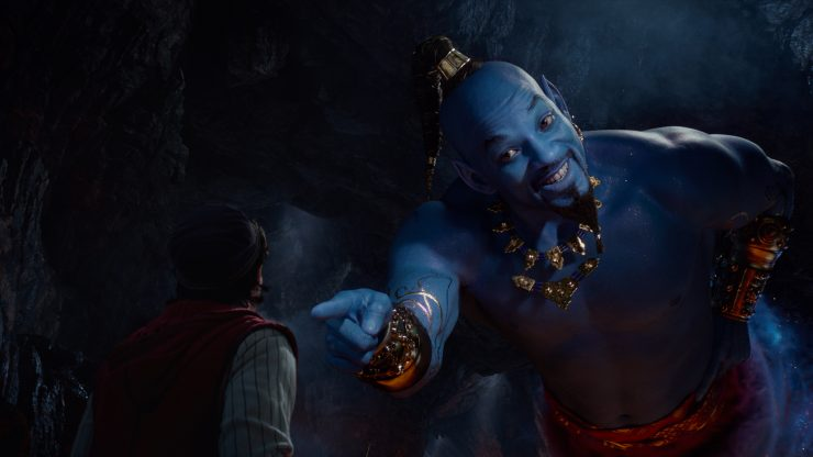 September Is A 'Whole New World' For Aladdin Home Release