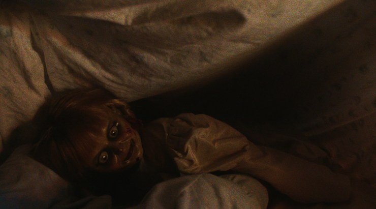 New Annabelle Comes Home Poster 'Possess Them All'