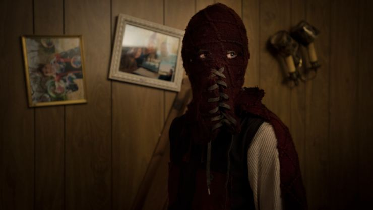 Brightburn TV Sport All  The 'Bad Guy'