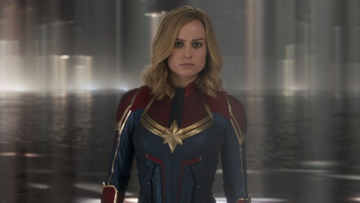 July Will Be Intergalactic With Captain Marvel Home Release