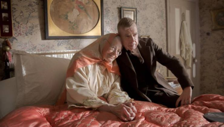 Win Mrs Lowry and Son On DVD Plus Signed Poster