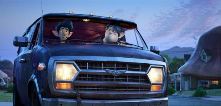 Peter Quill and Peter Parker Team Up In Pixar's Onward First Trailer