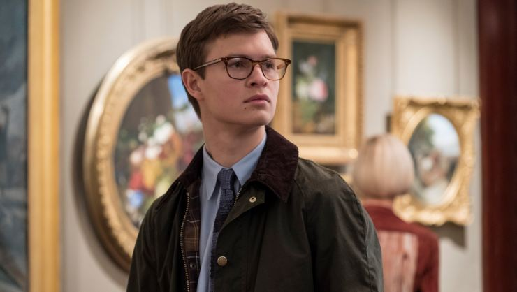 First Trailer For The Goldfinch Starring Ansel Elgort And Nicole Kidman