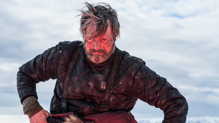 Win Arctic Starring Mads Mikkelsen On Blu-Ray