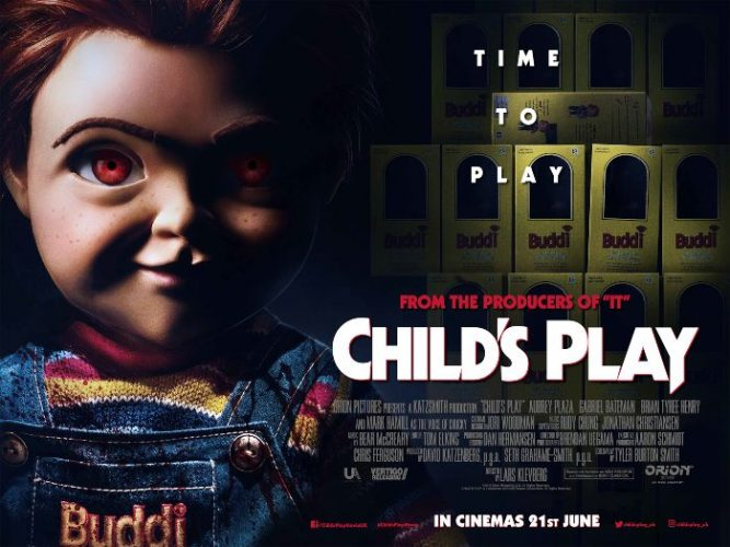 Win Child's Play Poster