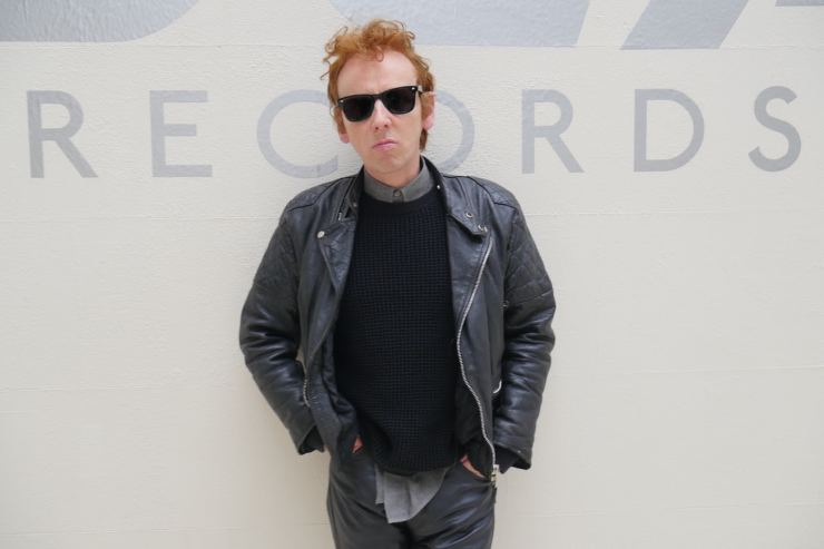 First Look images from the shoot of new Alan McGee Biopic 'Creation Stories'