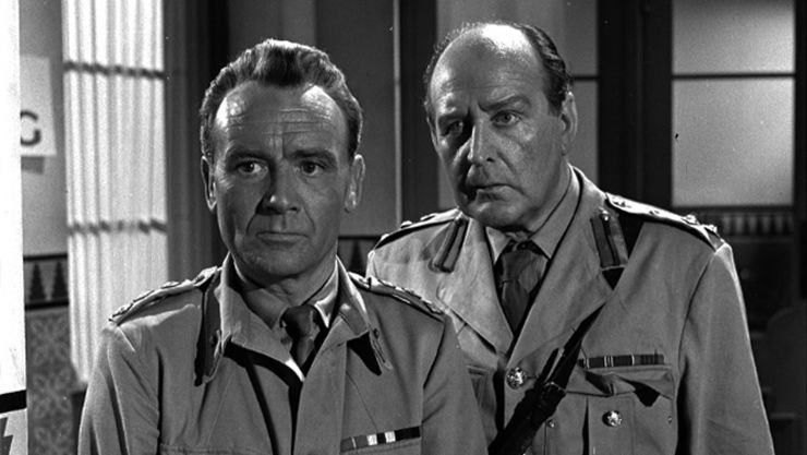 Win Vintage Classics I Was Monty's Double On DVD Starring John Mills