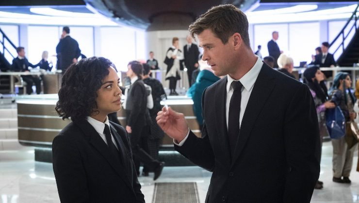 Film Review – Men In Black: International (2019)