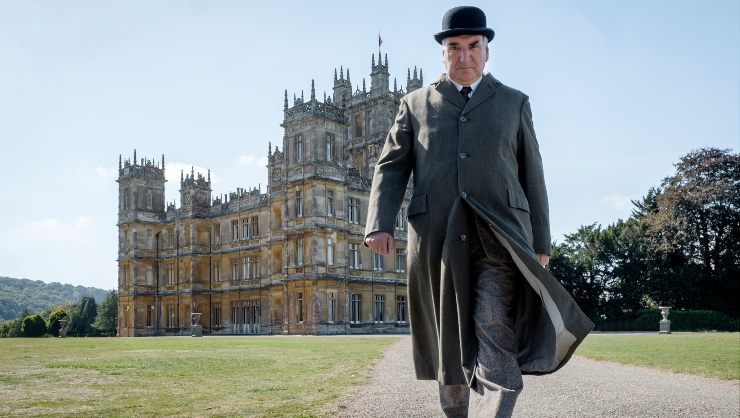 Downton Abbey New Posters Showcase Downton favourites
