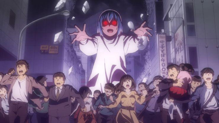 Anime Review – Hinamatsuri Season One