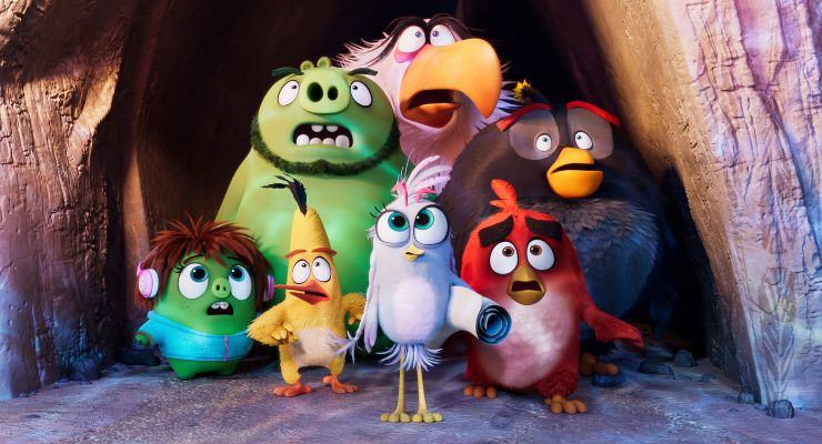 The Birds And Pigs Team Up In New Angry Birds 2 Clip