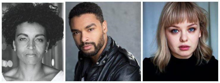 The Cast Reveaedl Bridgerton Cast For Netflix Originals Show