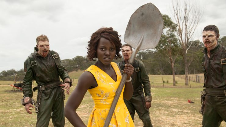 Lupita Nyong'o Versus The Undead In Little Monsters UK Trailer