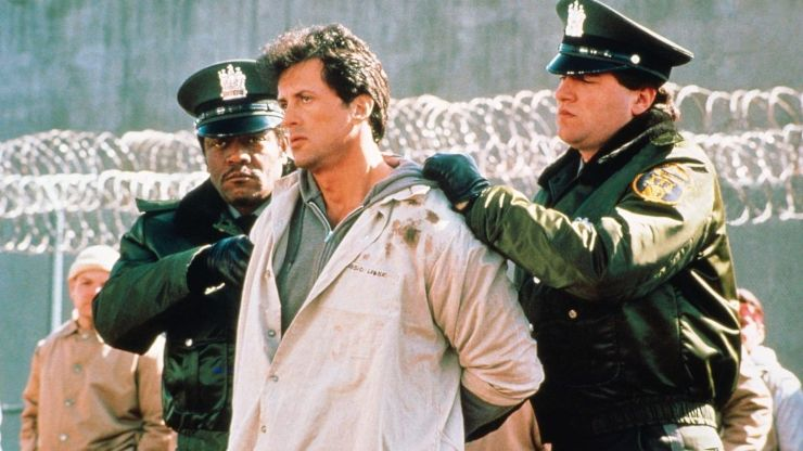 Sly Stallone's Lock Up Getting An Uncut 4K Blu-Ray Release