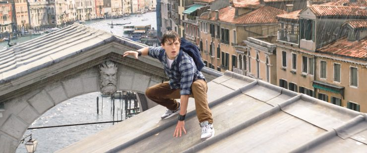 Film Review – Spider-Man:Far From Home (2019)
