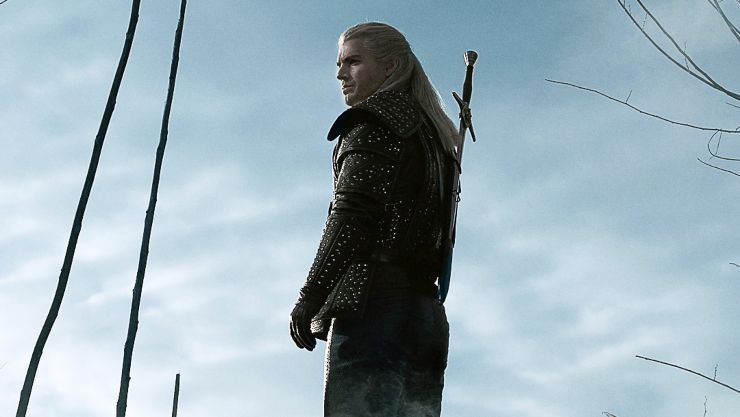 Netflix Share First Look At The Witcher Starring Henry Cavill