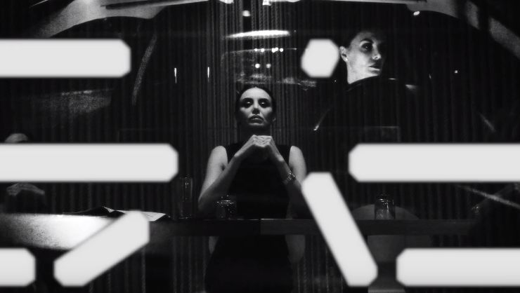 Watch  Sci-fi/horror Drama Three Mirrors Creatures' s Flashes of Flesh Trailer