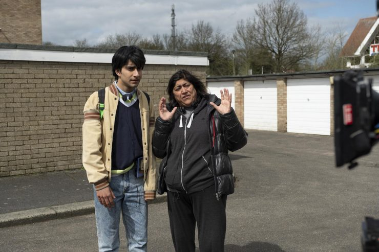 Blinded By The Light director Gurinder Chadha on Brexit, The Boss and her Bruce Hat