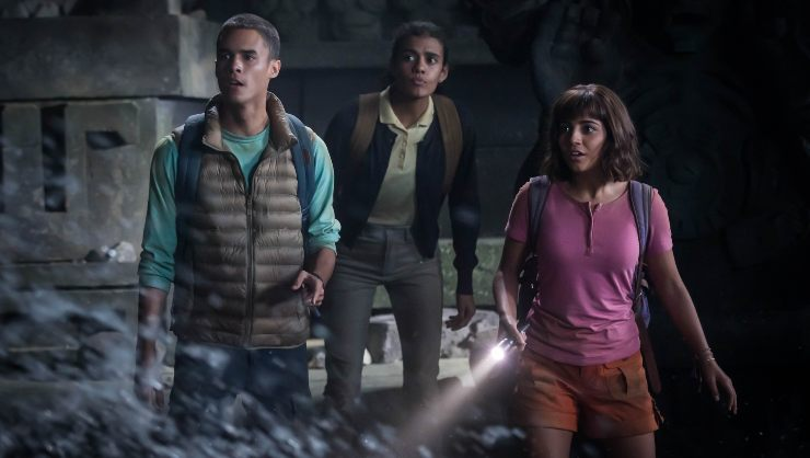Film Review – Dora And The Lost City Of Gold (2019)